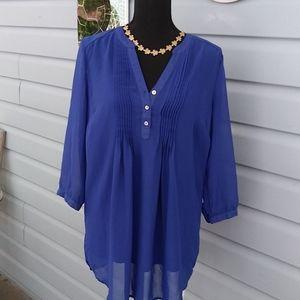 Motherhood maternity blouse size medium